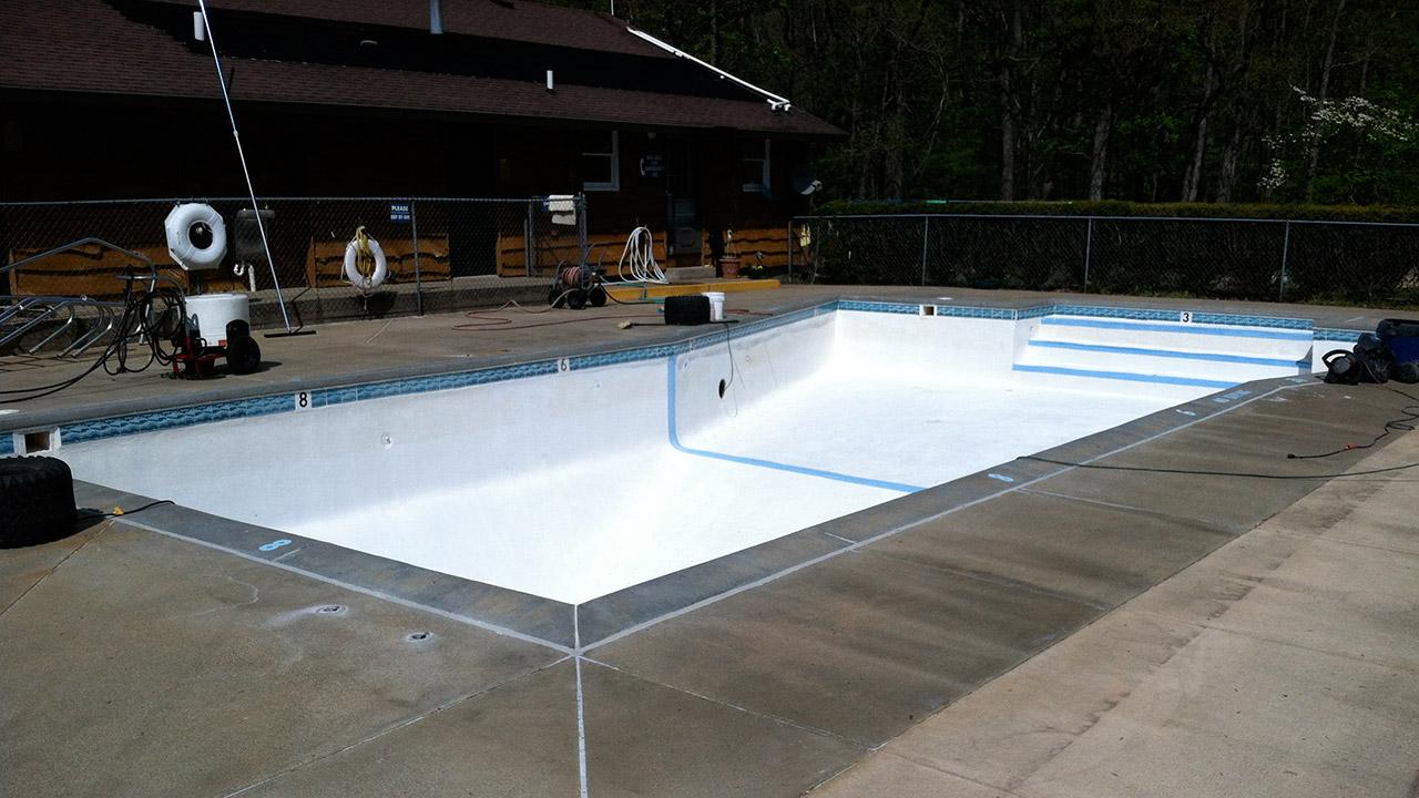 Painting Gallery Dave 39 S Pool Repair