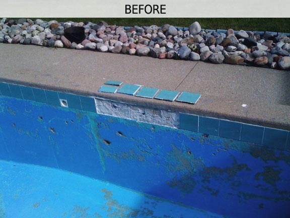 How To Repair Pool Tile Tile Design Ideas